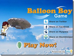 Balloon Boy Game
