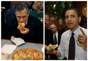 Presidential Pizza Huts