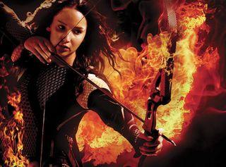 StevenSilvers.com - Hunger Games 2